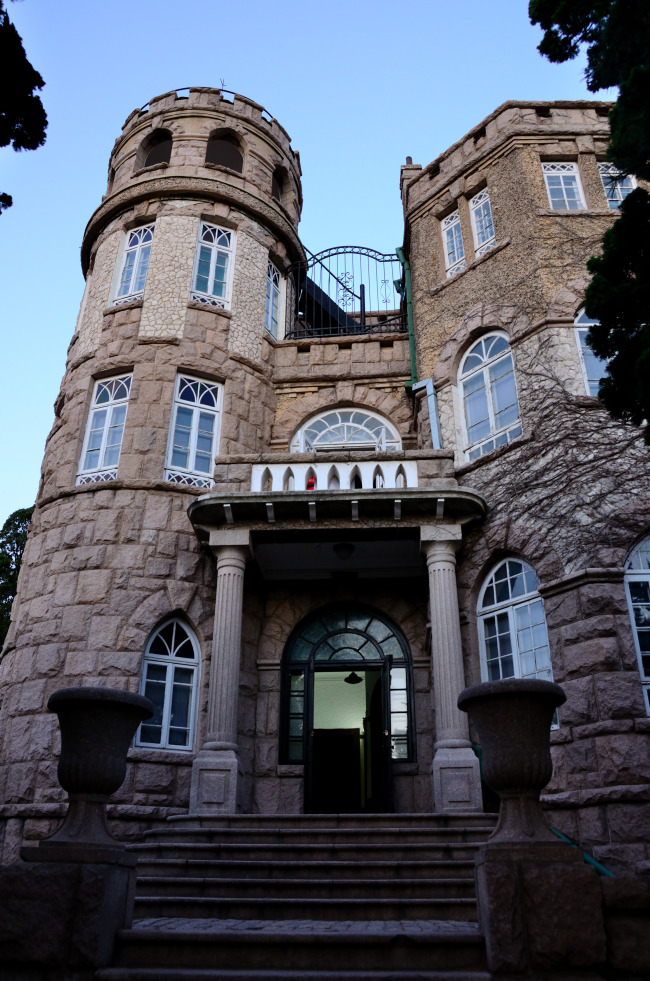 青岛八大关欧式建筑