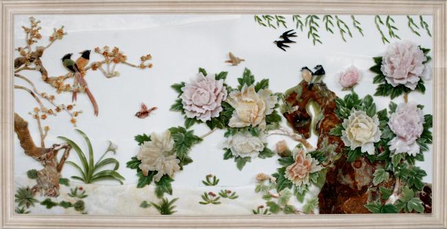 文件详细参数描述 格  式:jpg 图片名称:玉石浮雕装饰画