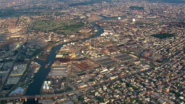 高清航拍城市风光-城市景观-实拍视频素材