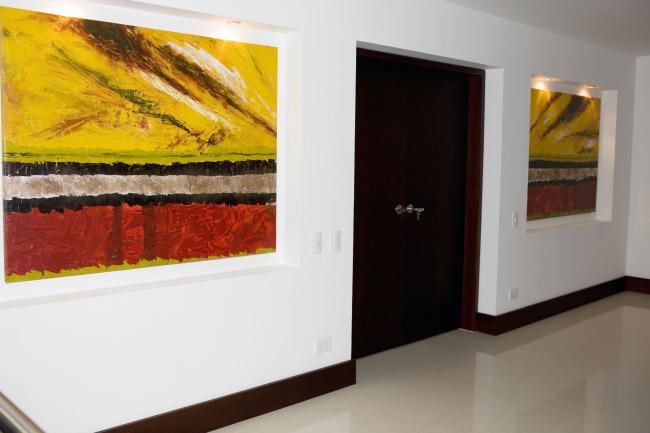 室内门框装修高清图片
