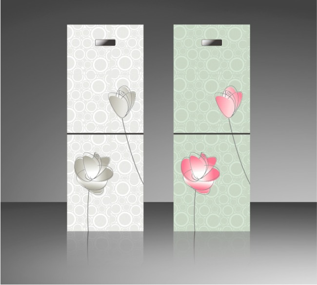 冰箱面板设计-产品设计-其他图片