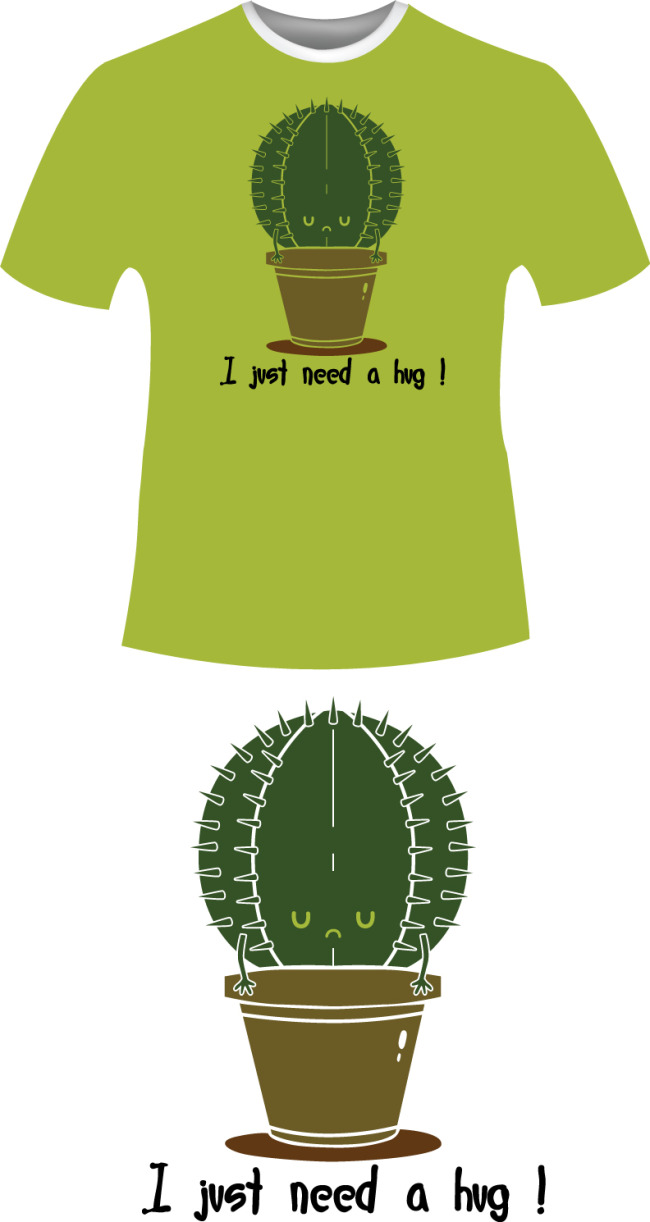 创意潮流t恤衫设计图-服装|t恤|衣裤鞋帽设计-其他