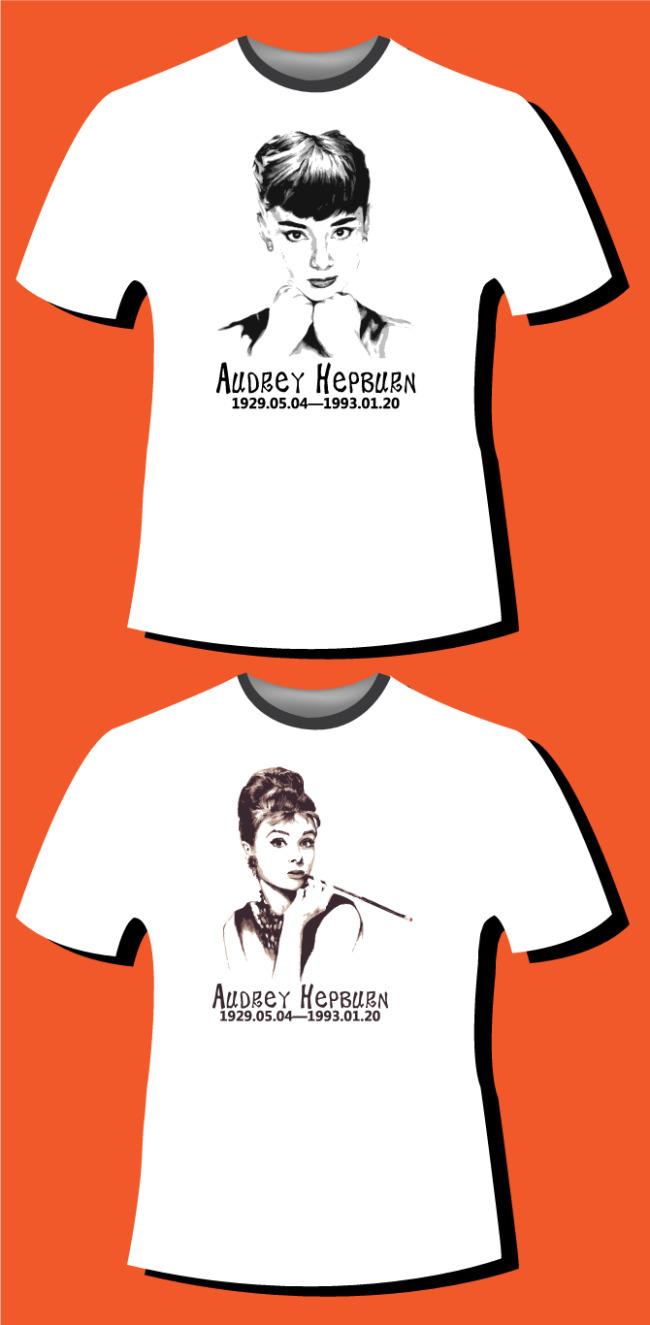 潮流创意t恤衫设计图-服装|t恤|衣裤鞋帽设计-其他