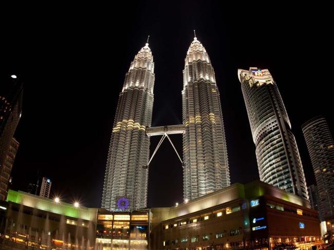 马来西亚自然风景