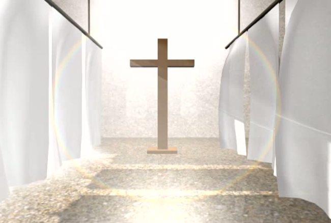【mov】十字架基督教宗教动态视频背景素材