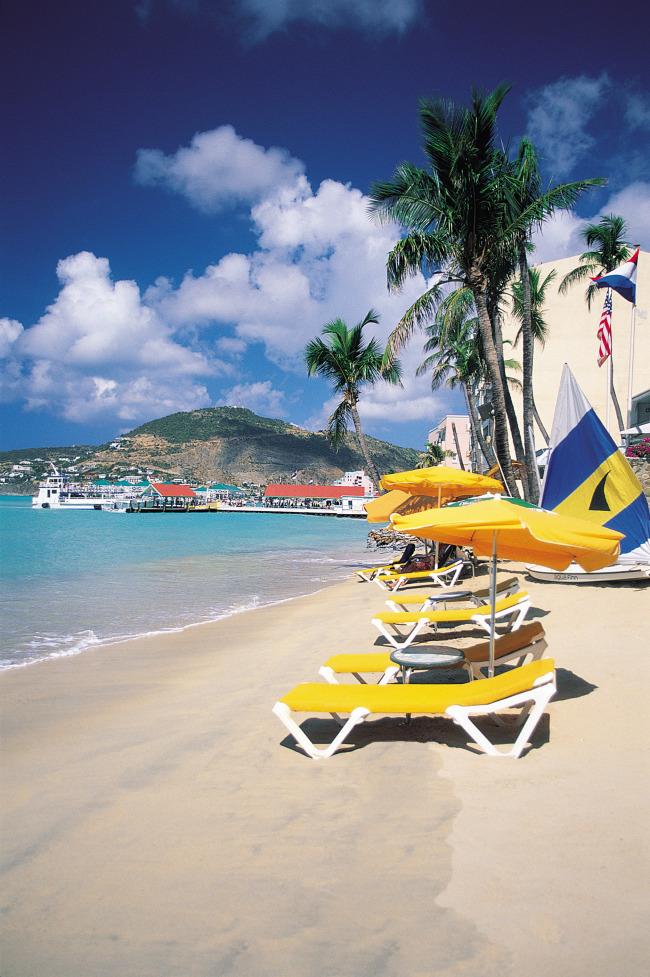 海湾 海水 海洋 休闲 海岸 自然风光 旅游景点 夏日 椰树 海南岛 自然