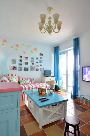 室内装修图,地中海风格