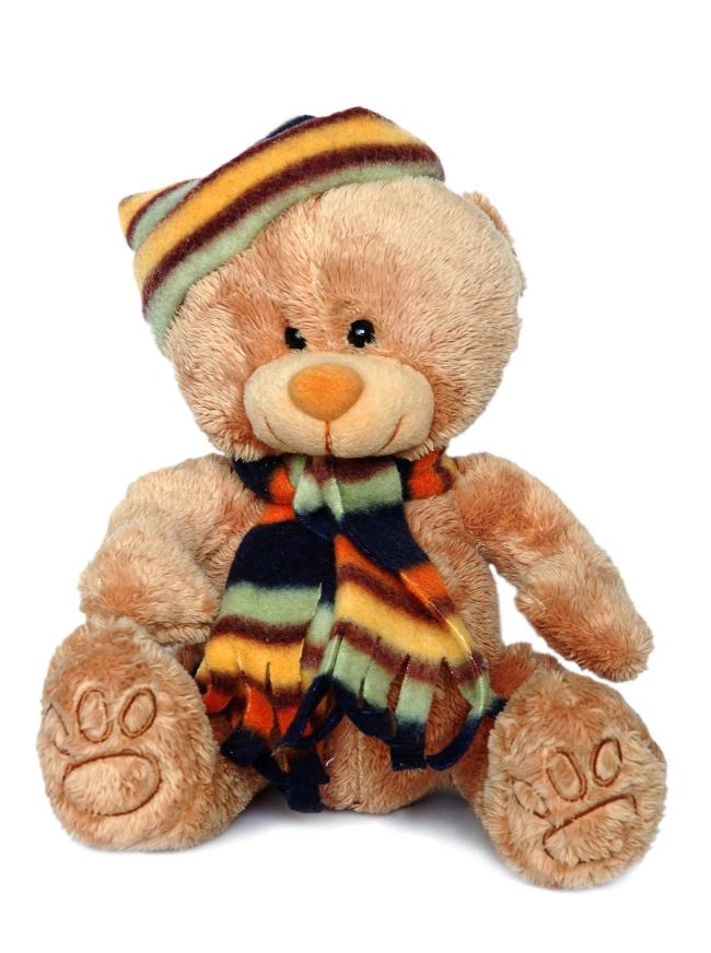 可爱泰迪小熊