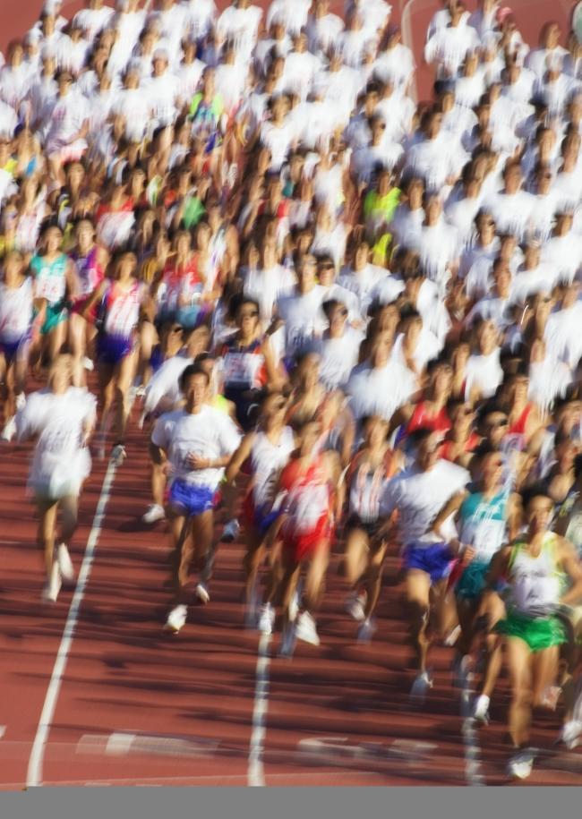 奥运会 运动员 体育场图片