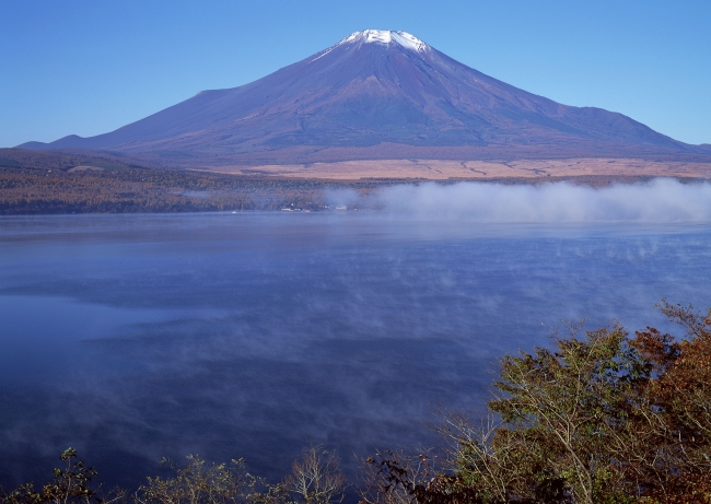 富士山日本风景
