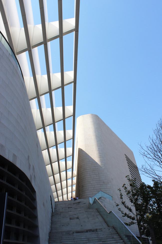 青岛大剧院歌剧戏剧时尚建筑抽象
