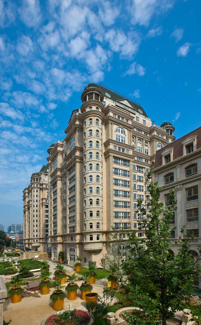 图片名称:欧式酒店建筑