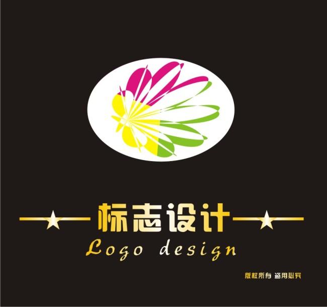 商业logo-商业服务logo-标志logo设计(买断版权)