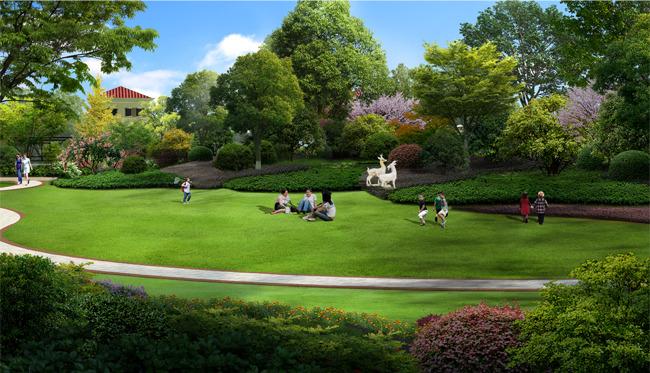 小区园林景观设计