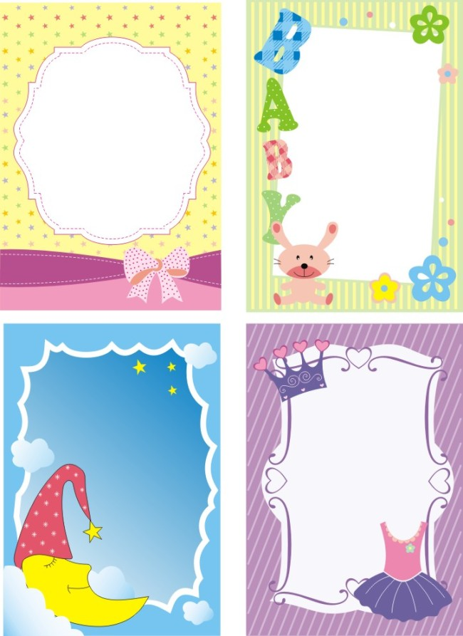 ppt 背景 背景图片 边框 模板 设计 相框 650_893 竖版 竖屏