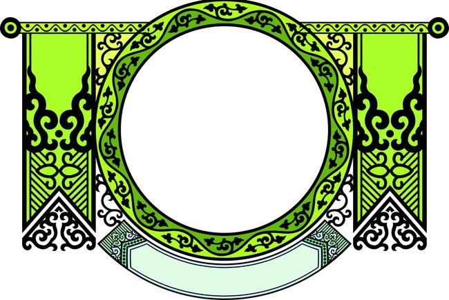 ppt 背景 背景图片 边框 模板 设计 矢量 矢量图 素材 相框 650_435
