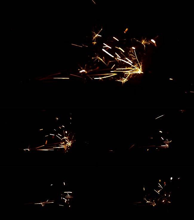 烟花礼花爆炸特效背景视频素材