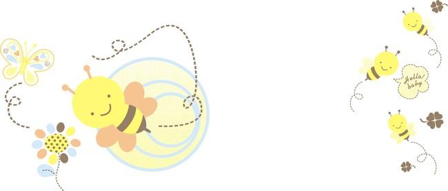 【cdr】卡通蜜蜂