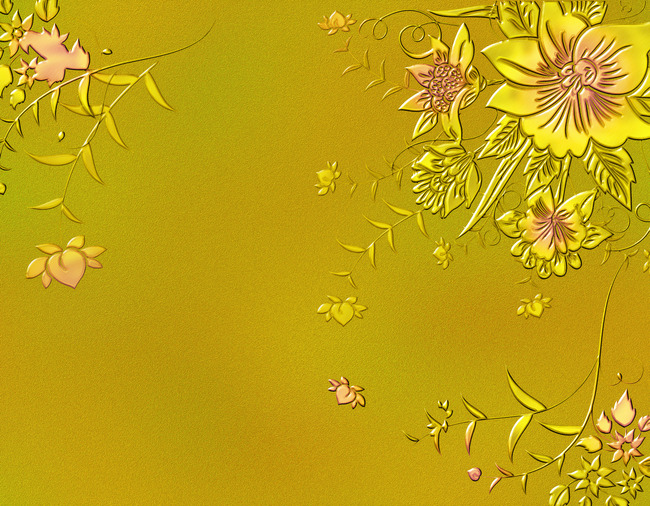 文件详细参数描述 格  式:psd 图片名称:黄金壁纸花纹壁纸背景