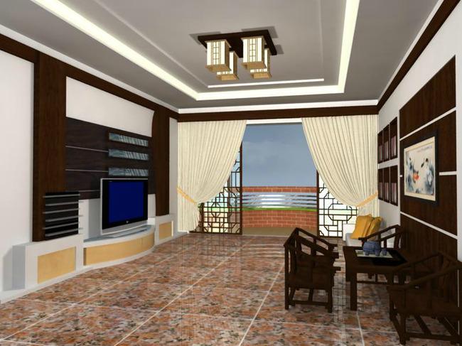 圖片名稱:一款樸素的室內設計