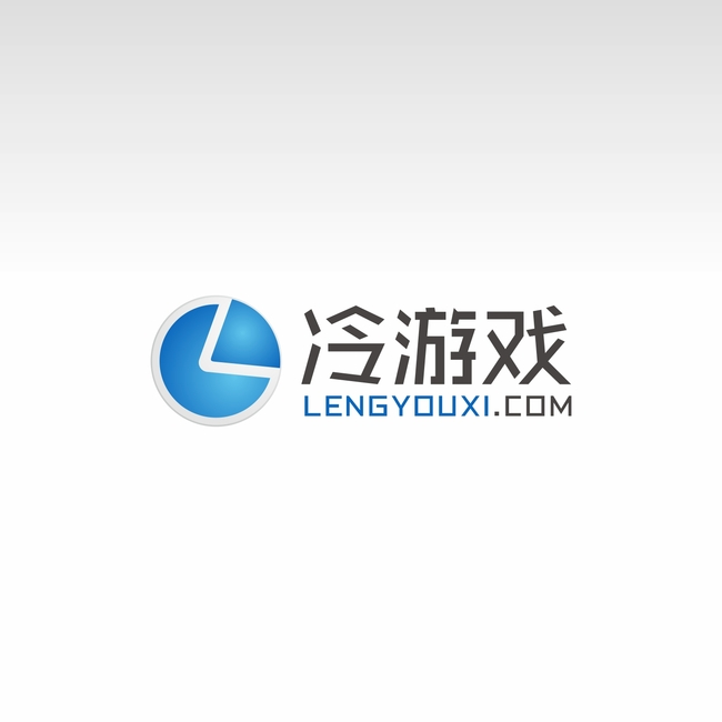 l字母游戏标志logo设计