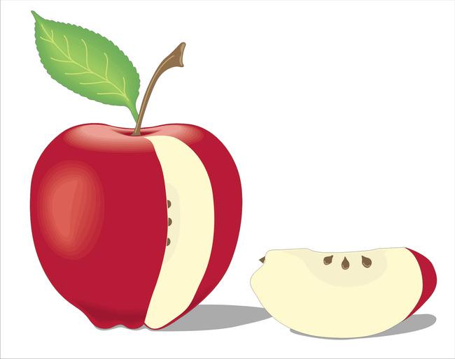 【cdr】卡通水果矢量图