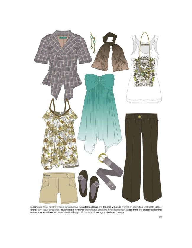 服装手绘效果图-服装|t恤|衣裤鞋帽设计-其他服装