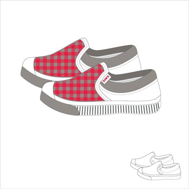 鞋子手绘图图片-其他手稿-服装手稿