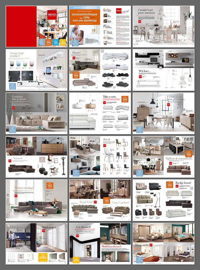 家居画册版式素材-产品画册(整套)-画册设计