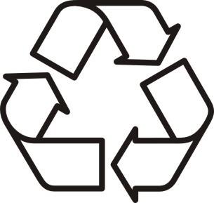 【cdr】循环利用认证标志logo矢量图